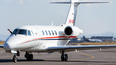 XB-RSC - Cessna 650 Citation VII - Private