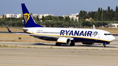 EI-EBP - Boeing 737-8AS - Ryanair