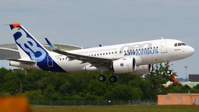D-AVWA - Airbus A319-171N - Airbus Industrie