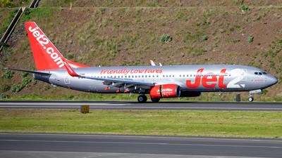 A picture of GJZHR - Boeing 7378MG - Jet2 - © Thomas A. Ferreira