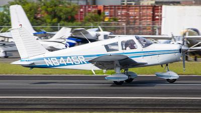 A picture of N8445R - Piper PA28140 - [2822329] - © Omar Y. Pérez