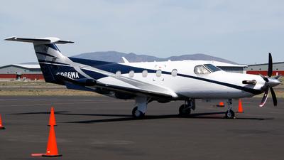N966WA - Pilatus PC-12/47E - Private