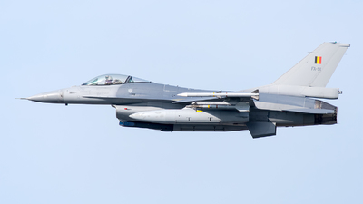 FA-91 - General Dynamics F-16AM Fighting Falcon - Belgium - Air Force