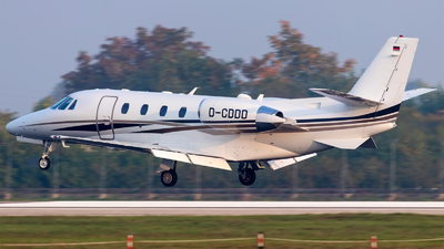 D-CDDD - Cessna 560XL Citation XLS - DC Aviation