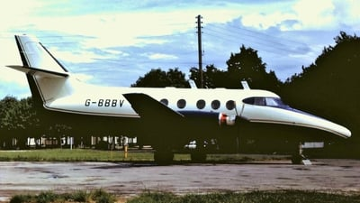 G-BBBV - Handley Page Jetstream HP 137 - Private