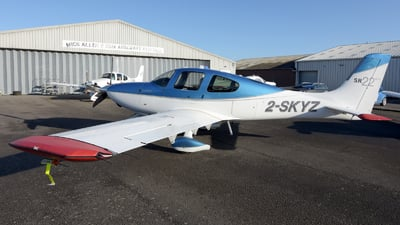 2-SKYZ - Cirrus SR22-GTS - Private