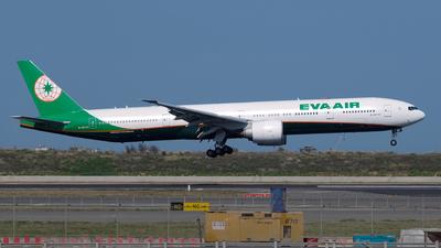 A picture of B16737 - Boeing 7773AL(ER) - EVA Air - © HHD0221