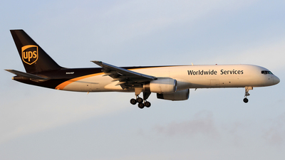 N464UP - Boeing 757-24A(PF) - United Parcel Service (UPS)