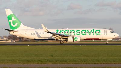 PH-HXL - Boeing 737-8K2 - Transavia Airlines