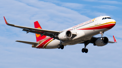 A picture of B1856 - Airbus A320214 - Chengdu Airlines - © cc12214