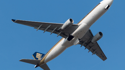 9V-STE - Airbus A330-343 - Singapore Airlines