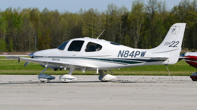 A picture of N84PW - Cirrus SR22 - [0302] - © DJ Reed - OPShots Photo Team