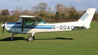 A picture of GODAC - Cessna F152 - [1824] - © David Cook