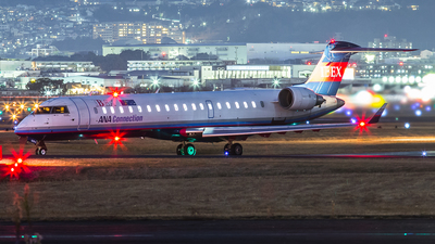 JA08RJ - Bombardier CRJ-702ER - Ibex Airlines