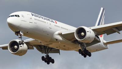 F-GSPQ - Boeing 777-228(ER) - Air France