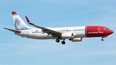 EI-FJG - Boeing 737-8JP - Norwegian