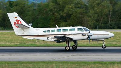 D-ICCC - Reims-Cessna F406 Caravan II - Air-Taxi Europe