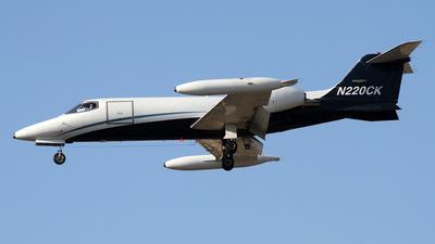 A picture of N220CK - Learjet 35A - Airnet - © Daniel Lapierre Forget