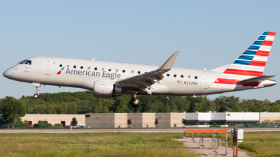 A picture of N272NN - Embraer E175LR - American Airlines - © Davin Amy