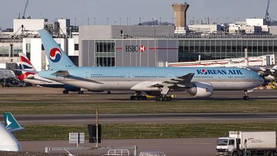 HL7205 - Boeing 777-3B5ER - Korean Air