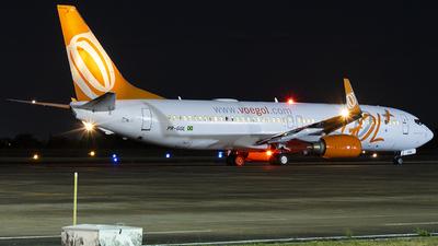 PR-GGL - Boeing 737-8EH - GOL Linhas Aéreas