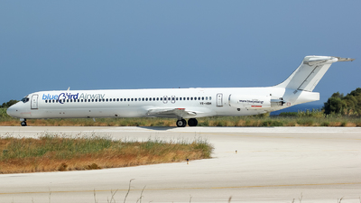 YR-HBH - McDonnell Douglas MD-83 - Bluebird Airways
