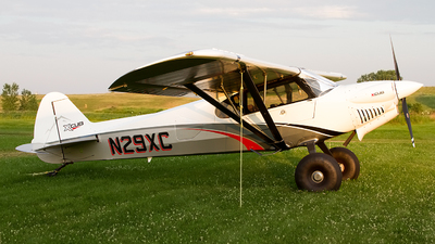 A picture of N29XC - Cubcrafters CC19180 - [CC190015] - © Jeremy D. Dando