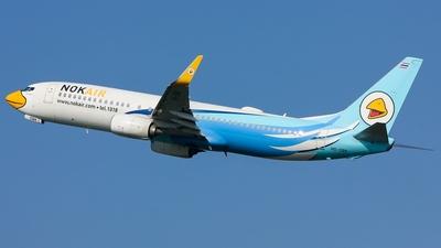 HS-DBK - Boeing 737-86J - Nok Air