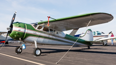 N9368A - Cessna 195 - Private