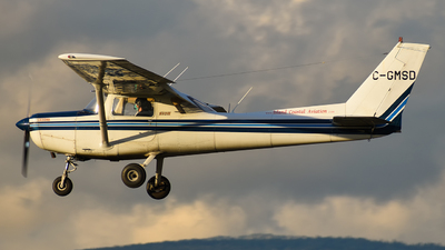 C-GMSD - Cessna 152 II - Island Coastal Aviation