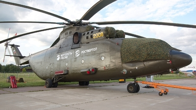 901 - Mil Mi-26T2 Halo - Mil Design Bureau (Moscow Helicopter Plant)