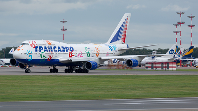 EI-XLO - Boeing 747-412 - Transaero Airlines