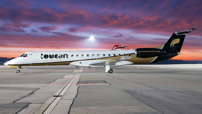 F-HAFS - Embraer ERJ-145EP - Toucan Aviation