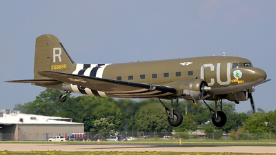 N45366 - Douglas C-53D Skytrooper - Commemorative Air Force
