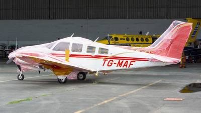 TG-MAF - Beechcraft A36TC Bonanza - Private