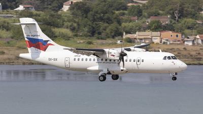 A picture of SXSIX - ATR 42500 - Sky Express - © Stefan Sjögren
