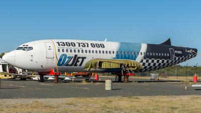 N733HL - Boeing 737-229(Adv) - OzJet