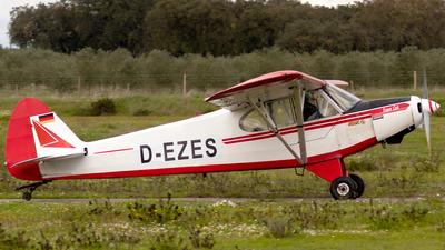 D-EZES - Piper PA-18-150 Super Cub - Private
