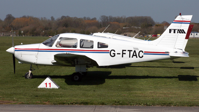 G-FTAC - Piper PA-28-161 Warrior II - Flying Time