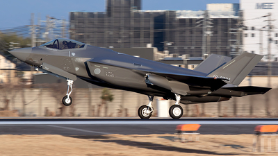 19-8724 - Lockheed Martin F-35A Lightning II - Japan - Air Self Defence Force (JASDF)