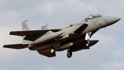 12-1025 - Boeing F-15SA - United States - US Air Force (USAF)