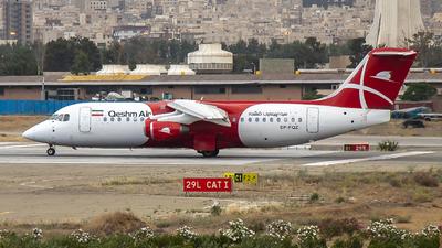 EP-FQZ - British Aerospace Avro RJ100 - Qeshm Air
