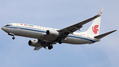 B-5398 - Boeing 737-89L - Air China