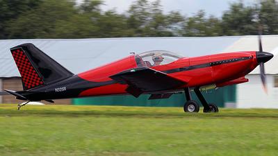 N325R - Shekari S-16 - Private