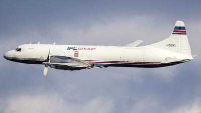 N361FL - Convair CV-5800 - IFL Group