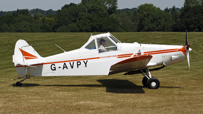 A picture of GAVPY - Piper PA25235 Pawnee - [254330] - © Hawkwind