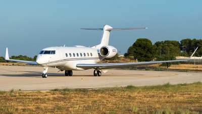 N221DG - Gulfstream G650 - Private
