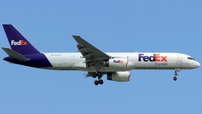 N947FD - Boeing 757-236(SF) - FedEx