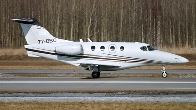 T7-BBC - Hawker Beechcraft 390 Premier IA - Private