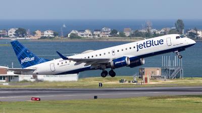 N266JB - Embraer 190-100IGW - jetBlue Airways